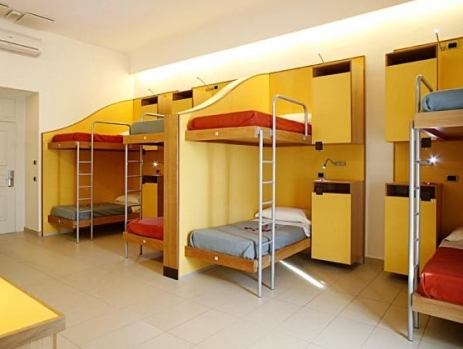 Features Of Living In Modern Hostel